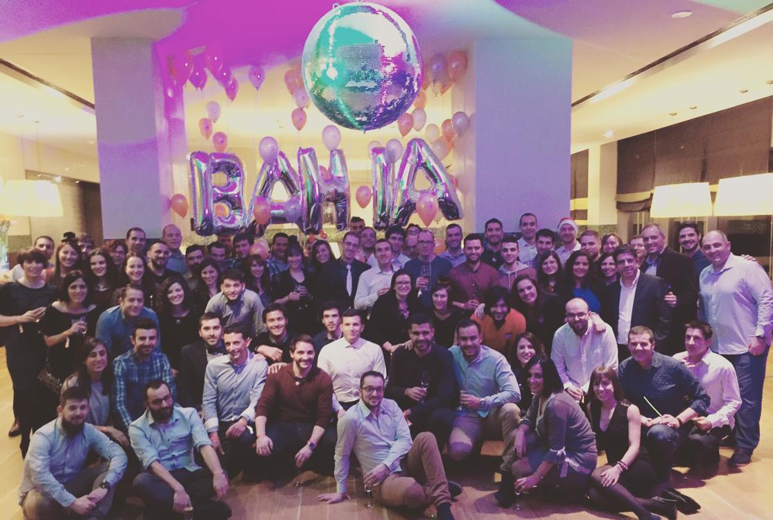 celebración bahia software