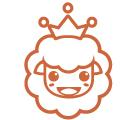 icono oveja rey